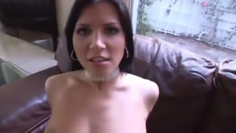 Rebeca Linares With Lex Steele