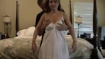 Stipping And Fucking My Spouse