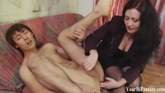 I Want To See You Get Fucked By A Really Big Cock
