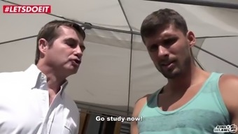 Taboo Sex With Czech Babe Barbara Bieber And Her Stepbrother