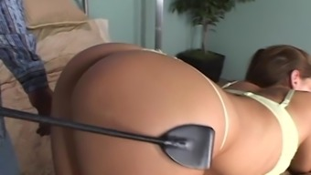 Hailey Paige Talked A Kinky Guy Into Fucking Her Small Butt