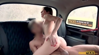 Rachel Adjani Enjoys Amazing Fuck In The Car Cabine With A Driver