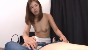 Hairy Japanese Pussy Creampied After A Missionary Fuck