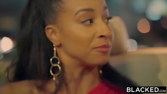 Blacked Teanna Better And Vicki Run After Impart A Bbc